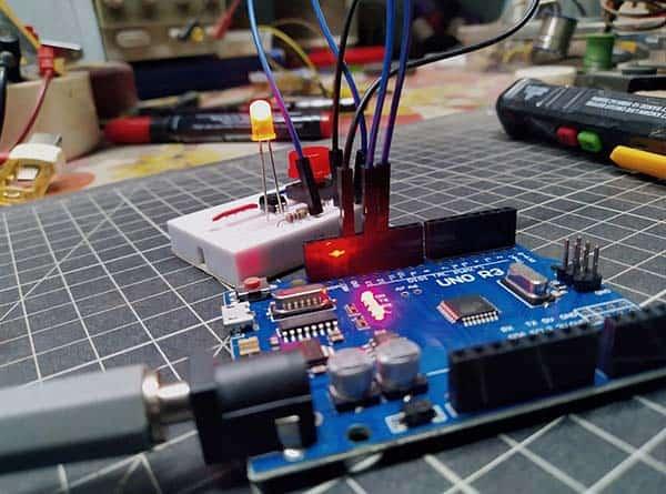 Arduino Secret Button Test
