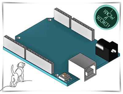 Arduino Secret Button