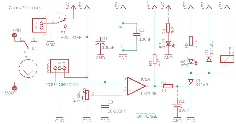 E-Fuse Schematic