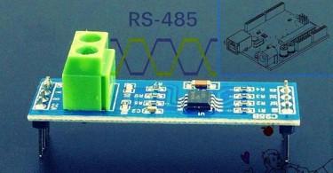 MAX485 Module Arduino