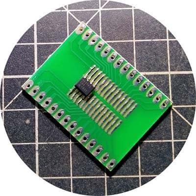 MAX485 Breakout Board