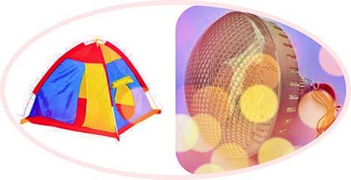 Tent Light Intro