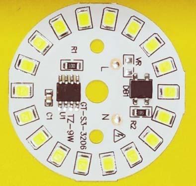 DOB LED 9W