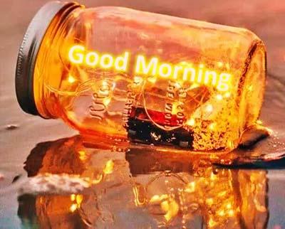 Good Day Lamp Idea