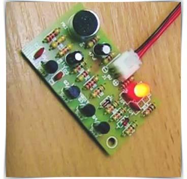 ICS Clap Switch
