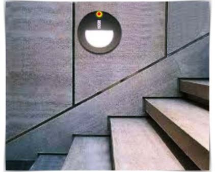 Staircase Light Sketch