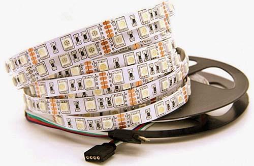 RGB C-A 12V LED Strip