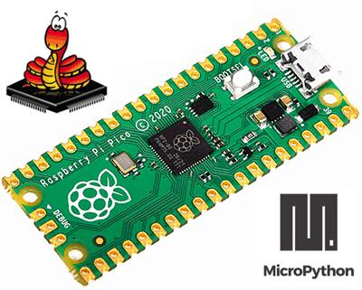 Raspberry Pi Pico Python